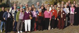 Photo of 2008 tour group