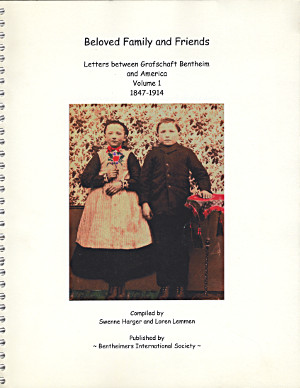 Book cover of Beloved Family and Friends