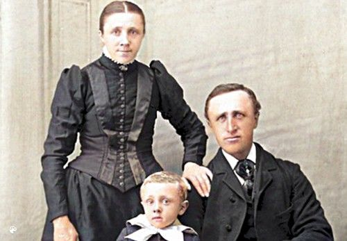 Bielefeld Genealogy colorized featured image