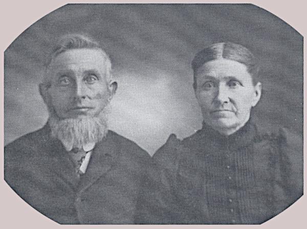 Portrait of Berent Jan Lemmen Jr. and Geertje Arens