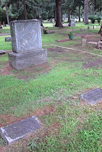 Photo of Jan Harm Lemmen gravesite